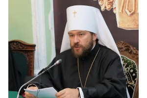 Митрополит Волоколамский Иларион: Профилактика терроризма — задача, которая стоит перед нашим религиозным сообществом