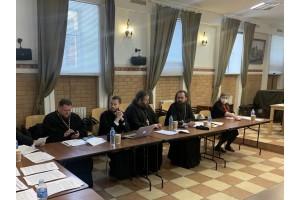 Представитель Синодального ОРОиК принял участие в заседании Комиссии Межсоборного присутствия