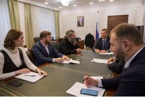 В Совете Федерации обсудили подготовку Х Рождественских Парламентских встреч