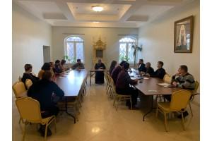 Состоялось общее собрание сотрудников Синодального отдела религиозного образования и катехизации