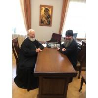 Подписано соглашение о сотрудничестве между Синодальным отделом религиозного образования и катехизации и Православным Свято-Тихоновским гуманитарным университетом